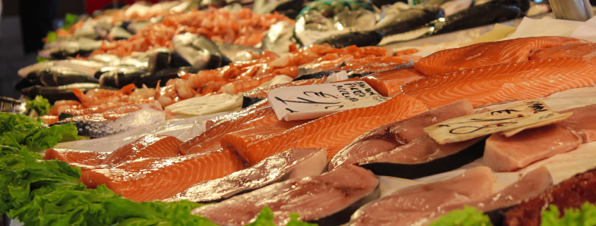 Reconocer pescado fresco